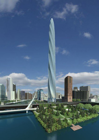 edificio mas alto chicago spire