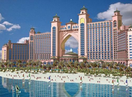El Hotel Mas Caro Del Mundo Atlantis En Dubai Arquigrafico