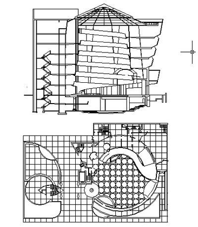 Descargar gratis Famosas Obras arquitectura en Autocad y 3dsmax