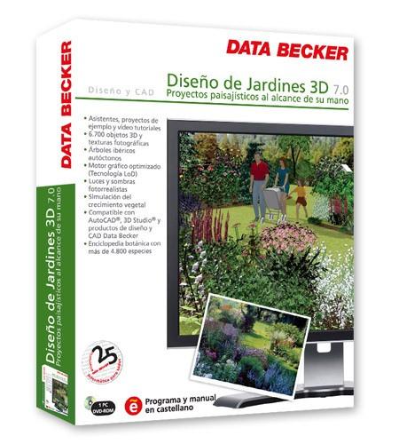 Programa de dise o de jardines 3d for Programas para disenar