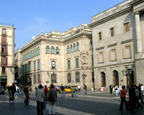 arquitectura romana barcelona