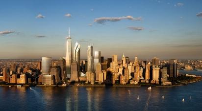 WTC, Silverstein Properties, New York