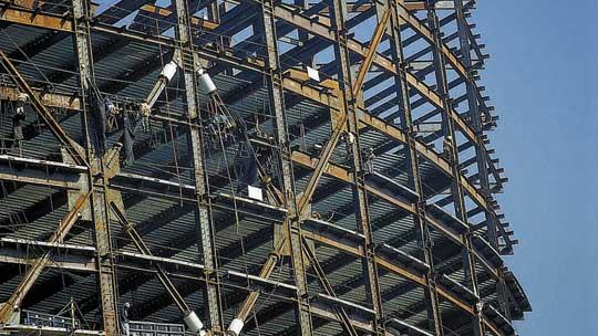 edificio antisismo torre mayor