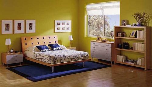 Los Colores En El Feng Shui Armoniza Tu Hogar De La Manera - Colores-feng-shui-para-dormitorio
