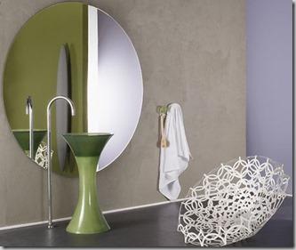espejode bao redondo