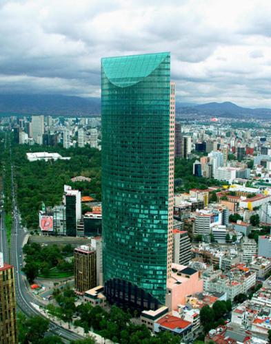 torre mas alta america latina