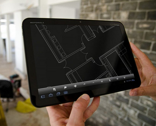 android autocad ws