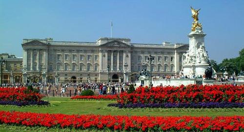 buckingham palacio