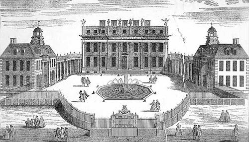 Buckingham_House_1710
