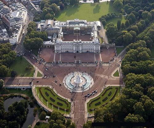 palacio--Buckingham