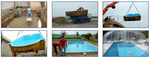 instalacion piscina prefabricada