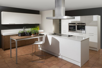 Diferentes tipos de distribucion de cocinas - Cocinas espectaculares ...