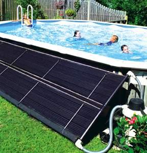 Calentadores de Piscinas, para disfrutar de la natacion todo el año