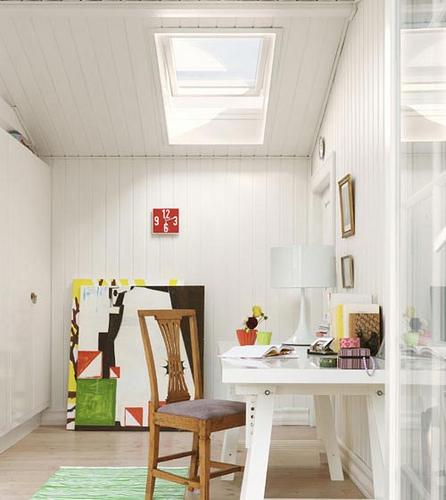 Iluminacion natural en tu casa con los tragaluces o claraboyas - Casas con luz natural ...
