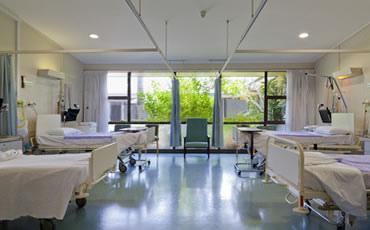 piso epoxico para hospitales