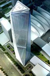 edificio futurista