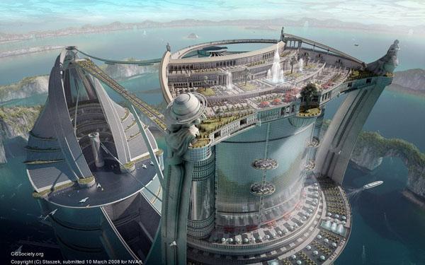 futurismo y arquitectura
