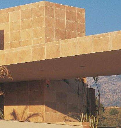 Revestimientos de paredes o fachadas clasificacion - Materiales para fachadas exteriores ...