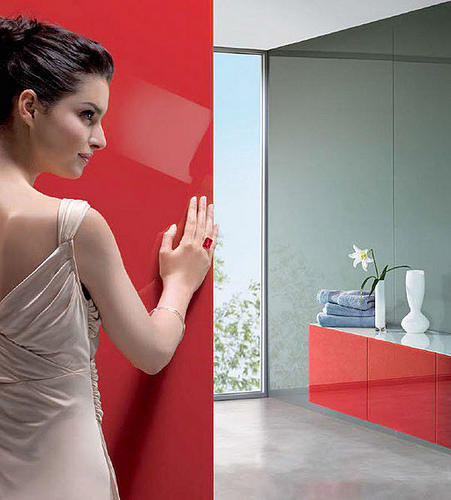 Vidrios Lacados – para crear un ambiente moderno y elegante