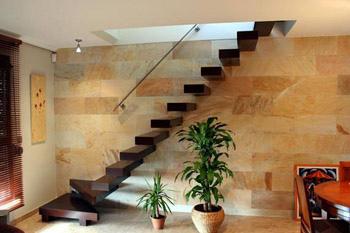 escalera minimalista