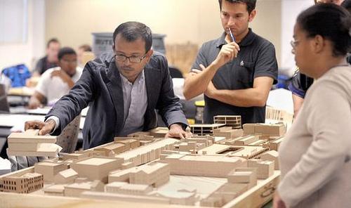 Las Mejores Escuelas de Arquitectura en Estados Unidos para el 2014