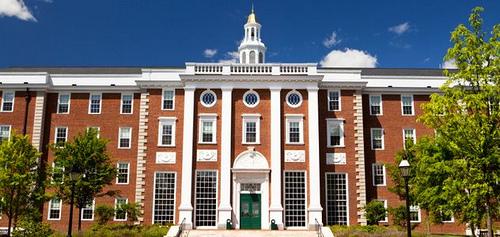 Harvard-escuela arquitectura