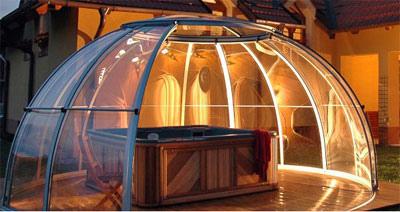 cubiertas piscinas iglu