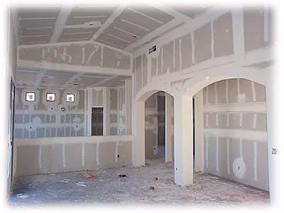 Los paneles de Yeso en la construccion