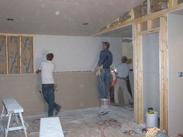 Los paneles de yeso en la construccion - Poner pladur en pared ...