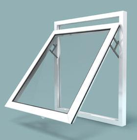 ventanas proyectadas