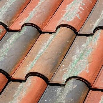 tejas de cobre para techos