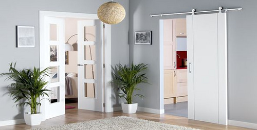 Puertas de interior modelos precios for Precio puertas interior instaladas