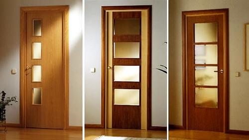 Puertas de interior modelos precios for Modelo de puertas para habitaciones modernas