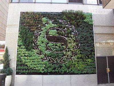 Jardines verticales instalacion mantenimiento for Verde vertical jardines verticales
