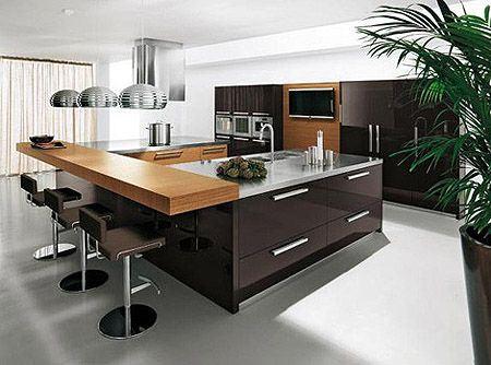 Fotos de cocinas minimalistas arquigrafico for Imagenes de cocinas minimalistas