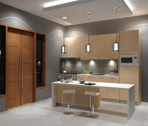 Cocinas Minimalistas – Estilo ideal para espacios reducidos