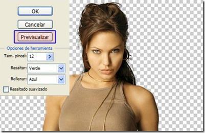recortar imagen en photoshop