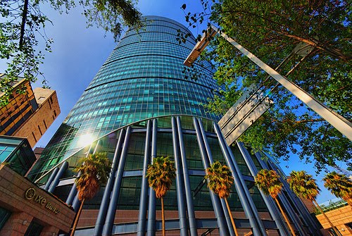 4373894887 69f341b640 Torre Mayor, el edificio mas alto y seguro de America Latina.