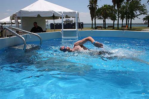 endless swiming pool