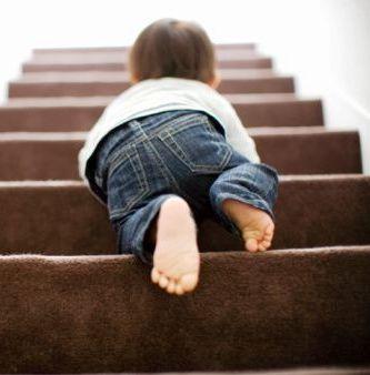 Seguridad Infantil en Escaleras – Algunas cosas a tomar en cuenta