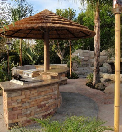 Cocinas exteriores imagenes y fotos - Jardines rusticos campestres ...