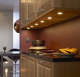 Como Iluminar Una Cocina - Iluminacion-en-cocinas-modernas