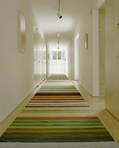 alfombras en pasillos