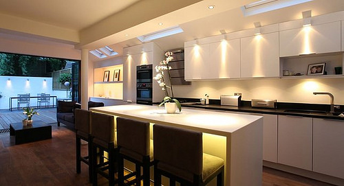 Consejos para la correcta Iluminacion de Cocinas