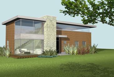 La arquitectura minimalista for Arquitectura de casas minimalistas