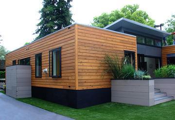 La arquitectura minimalista for Mini casa minimalista