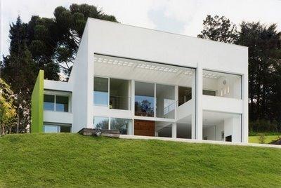 La Arquitectura Minimalista, simbolo de lo moderno