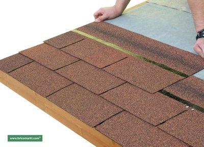 Tipos de telas asfalticas para impermeabilizacion - Tela asfaltica de pizarra ...