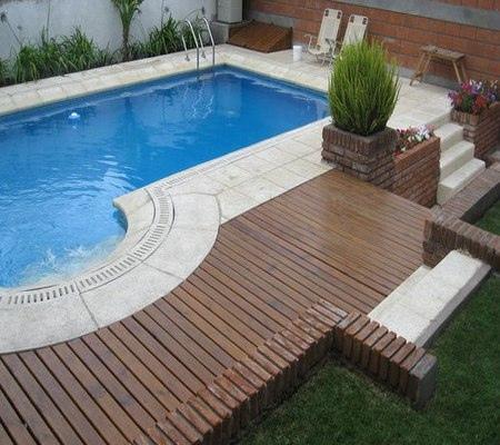 Tipos de pavimentos a usar para el entorno de una piscina for Suelos para alrededor de piscinas