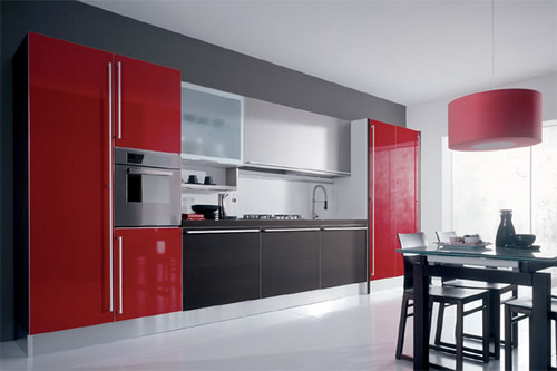 Espectaculares cocinas modernas for Cocinas espectaculares modernas